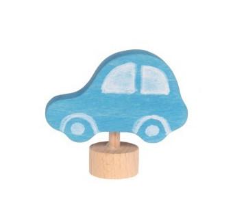 Grimms steker auto blauw (3561)
