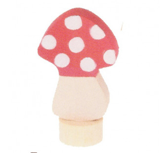 Grimms decorative figure fly agaric (3305)