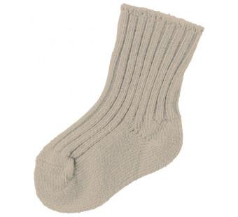 Joha wollen sokken 90% wol beige (5006) (390)