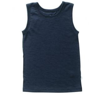 Joha sleeveless shirt navy (76342)