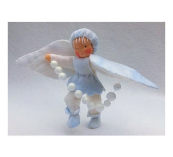 Snow angel (atelier Pippilotta)