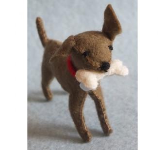 Little dog (atelier Pippilotta)