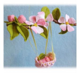 Apple blossom (atelier Pippilotta)