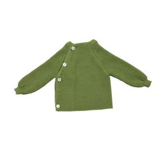 Reiff woolen vest Apfel