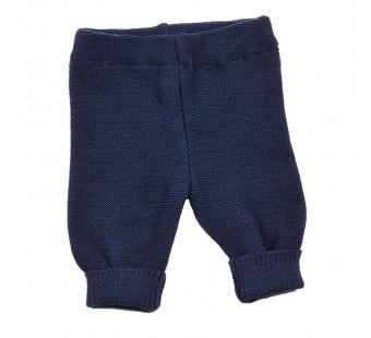 Reiff woolen pants navy