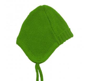 Reiff merino woolen bonnet apfel