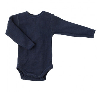 Joha merino woolen long sleeve body  navy (62515)