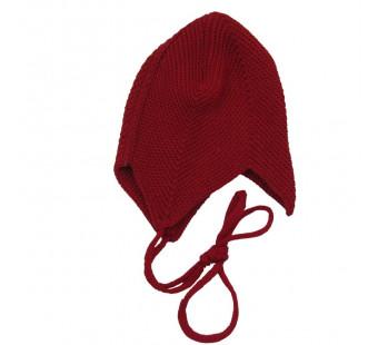 Reiff  merino woolen hat burgund