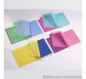 Silk paper 22cm *22cm, 240 sheets, 20 colours