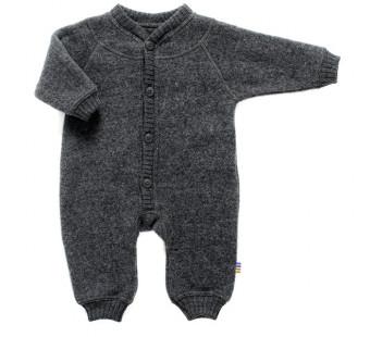 Joha merino woolfleece jumpsuit grey (37971)