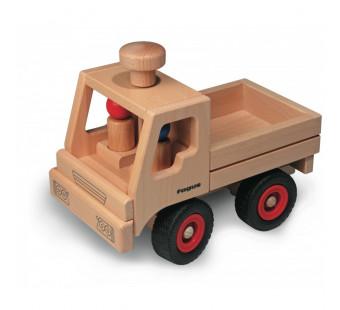 Fagus houten vrachtauto Unimog (10.02)