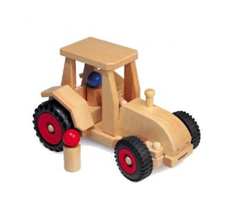 Fagus tractor met kap (10.29)
