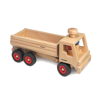 Fagus Container tipper truck (10.30)