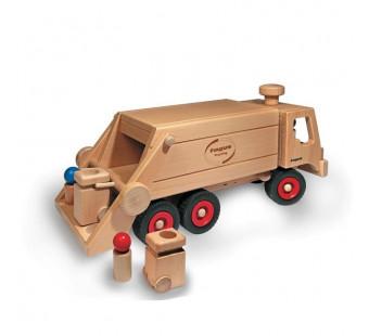 Fagus houten vrachtwagen (10.66)