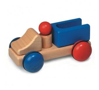 Fagus houten mini vrachtauto (12.01)