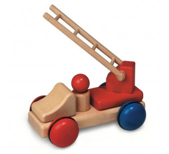 Fagus mini brandweerwagen (12.02)