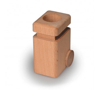 Fagus garbage cans natural (20.81)