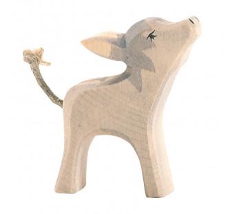 Ostheimer ezel klein kop omhoog (11206)