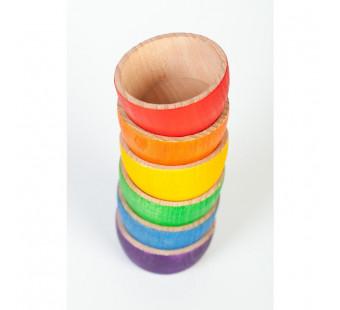 Grapat bowls x6 (15-119)