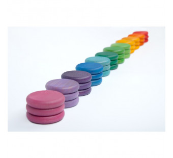 Grapat set van 36 coins in 12 colours (16-146)