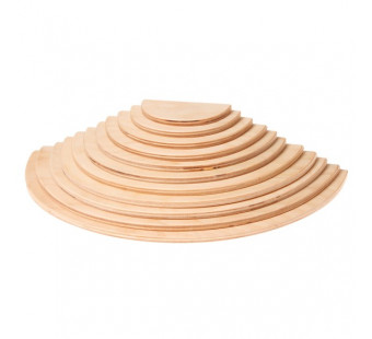 GrimmsLarge Semicircles, natural (10676)