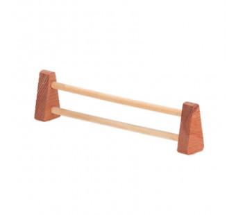 Gluckskafer houten hek klein
