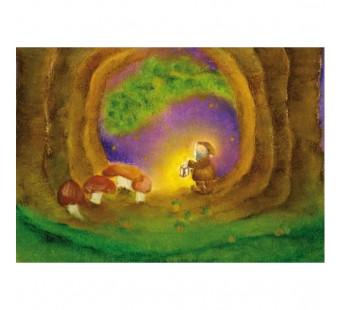dwarf with lantern (Baukje Exler)