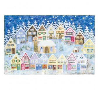Adventskalender groot -Weihnachten im Wichtelhof (elisabeth heuberger)