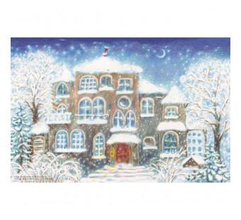 Adventskalender groot  Das Weihnachtshaus (Rothenbuhler)