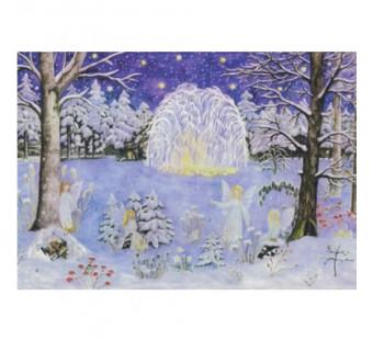 Advent calendar small Weihnachten bei den Elfen (Heuberger)