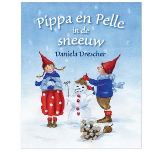 Pippa en Pelle in de sneeuw (Daniela Drescher)