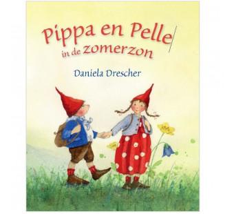 Pippa en Pelle in de zomerzon (Daniela Drescher)