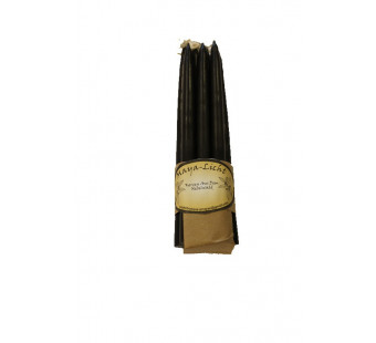 Mayan Light candles Negro (black)