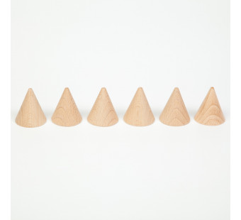 Grapat set of 6 cones (16-149)
