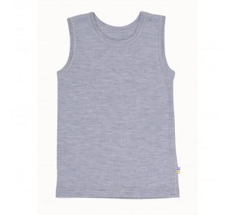 Joha sleeveless shirt natural (76342)