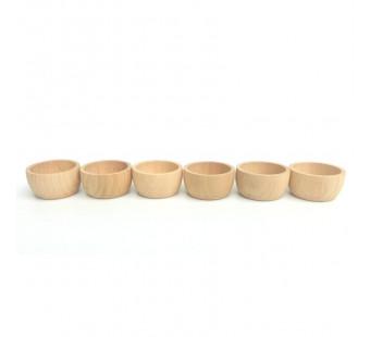 Grapat bowls x6 (17-175)