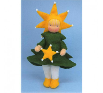 christmas tree child (atelier Pippilotta)
