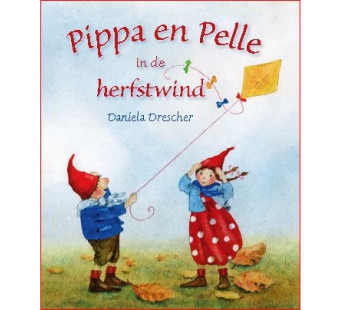 Pippa en Pelle in de herfstwind (Daniela Drescher)
