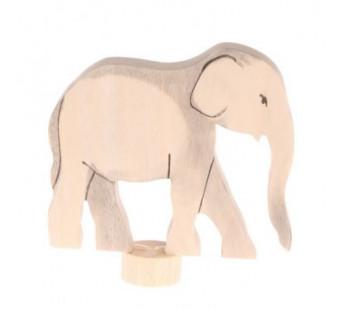 Grimms figurine elephant (4060)