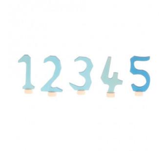 Grimms stekerset blauw 1-5 (4403)