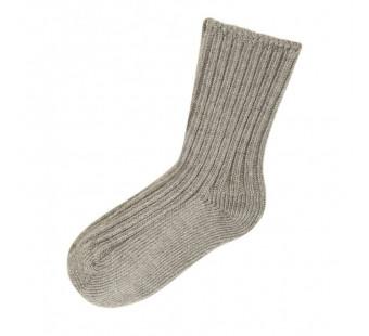 Joha woolen socks sand colour 90% wool