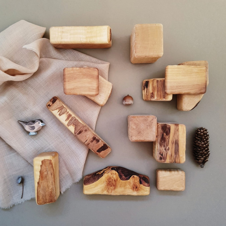 Building blocks and elements