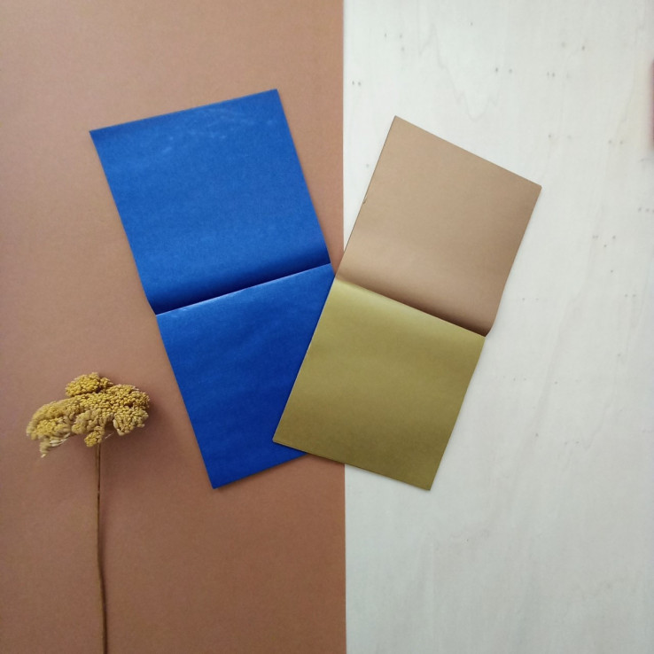 Diverse papiersoorten
