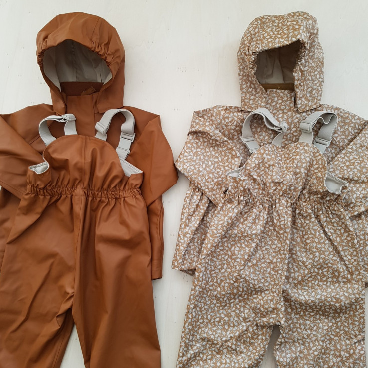 Celavi rainsuits and wellies