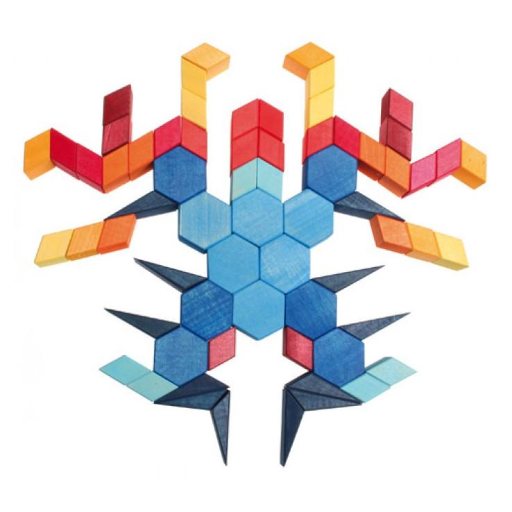 Grimms magnet puzzles