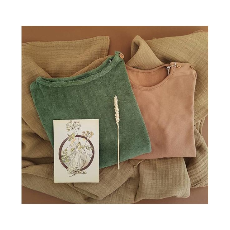 Shirts, truien en vesten